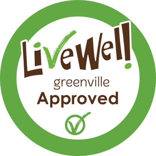 partnership with livewell greenville