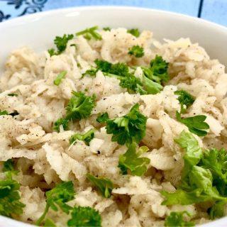 Radish Salad seasonalcookinturkey.com