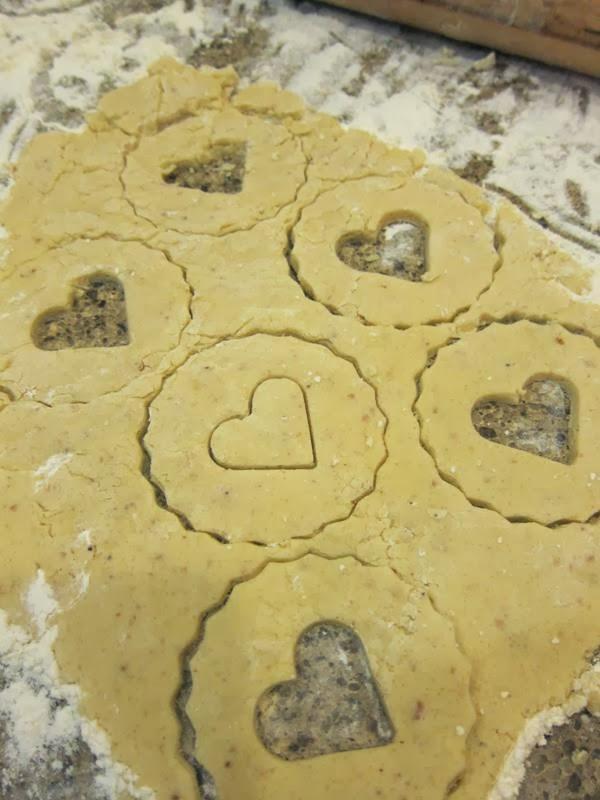 Hazelnut Cookie dough