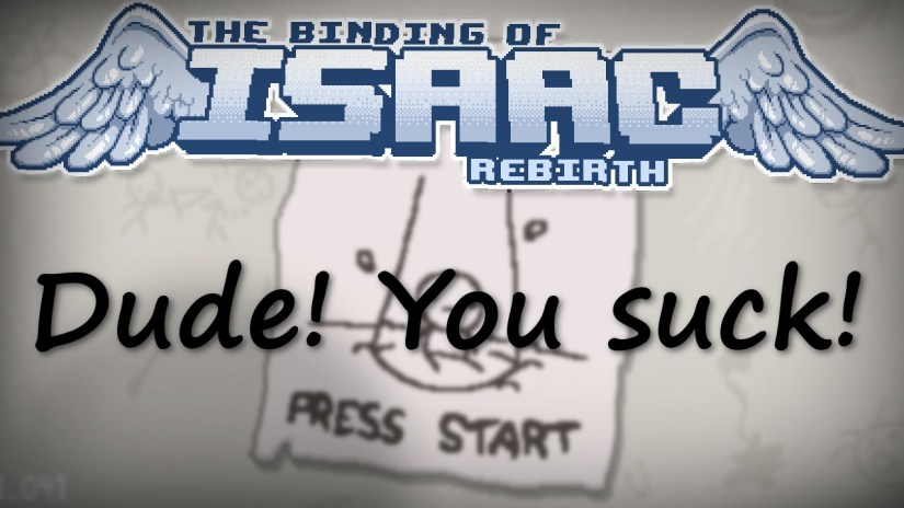 The Binding of Isaac: Rebirth :: 8DV9 T2BV :: Episode 02