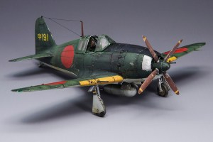 Mitsubishi J2M5 Raiden model 33