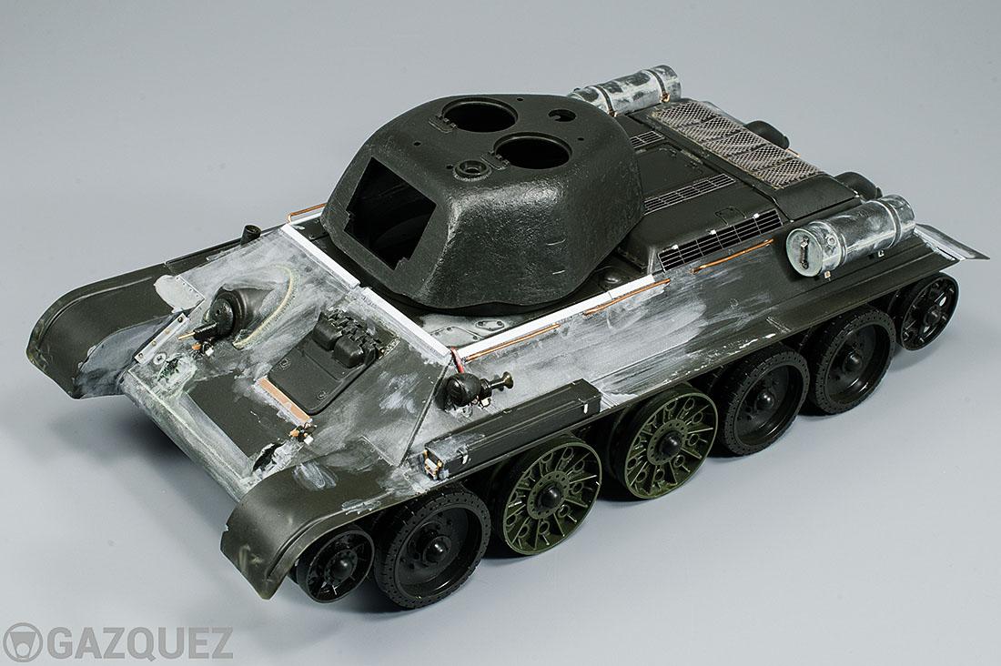 """T-34/76 """"ChTZ Stamped Turret"""""""