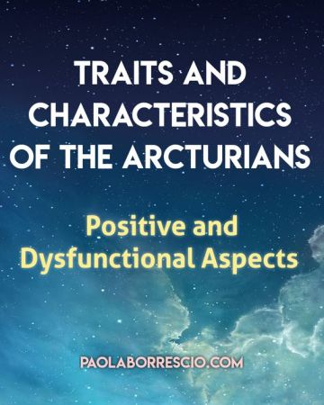 traits of the Arcturians