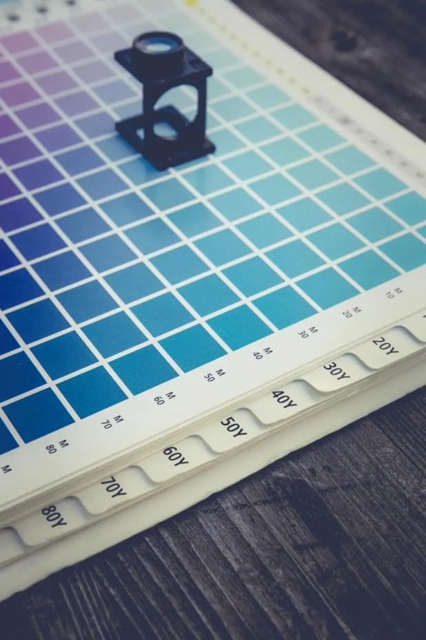 Quale colore attribuire ad un progetto grafico?