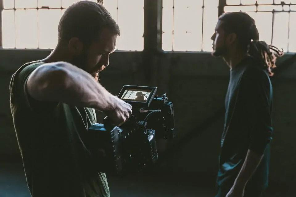 figura professionale cameraman