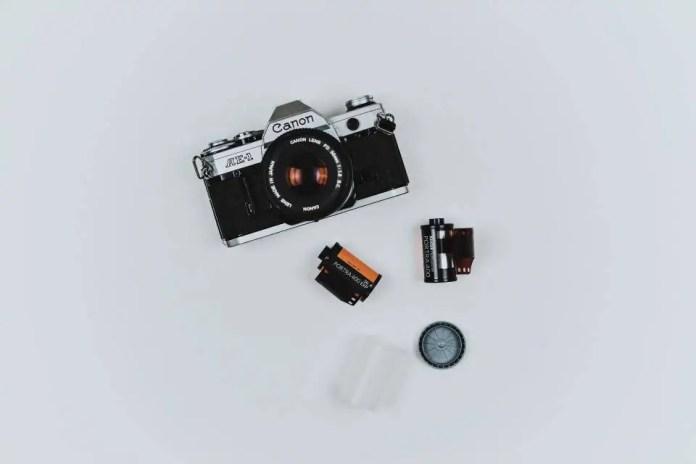 La pellicola fotografica