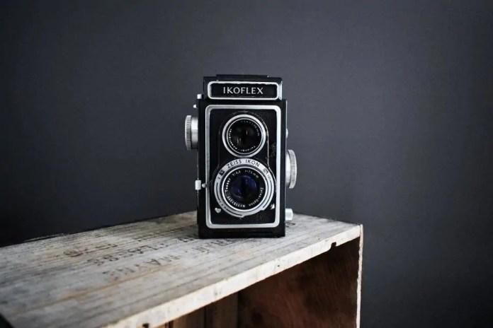 L'origine della macchina fotografica