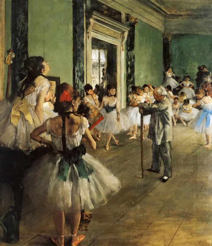 Edgar Degas: la complessità dell'impressione di un istante