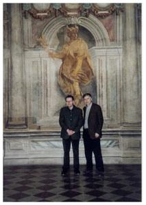 Giancarlo Pontiggia, Paolo e Hermes
