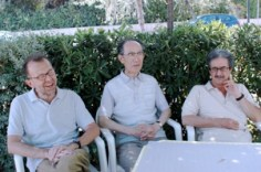 il poeta Takano, Paolo e Daniele