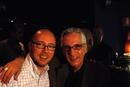 Pat Martino and Paolo Manzini