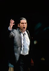Paolo Ruggiero - Un Ballo in Maschera - Renato - Stadttheater Erfurt (Germany). Direttore Joji Hattori.