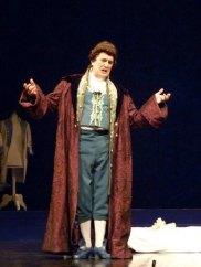 Paolo Ruggiero - Il Conte -Le Nozze di Figaro - Theatre Montansier, Versailles, Paris (France)