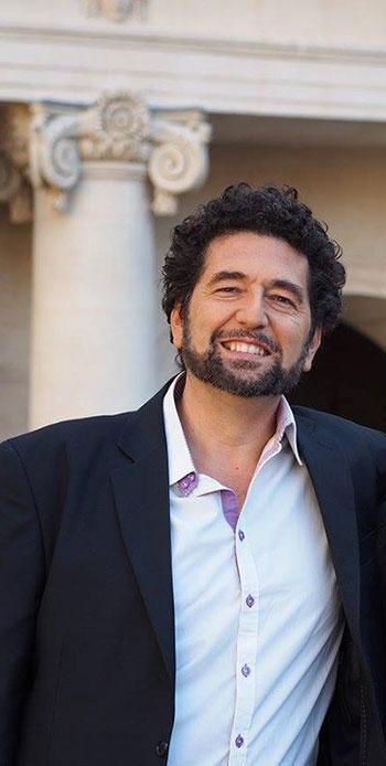 Paolo Ruggiero Bass-Baritone