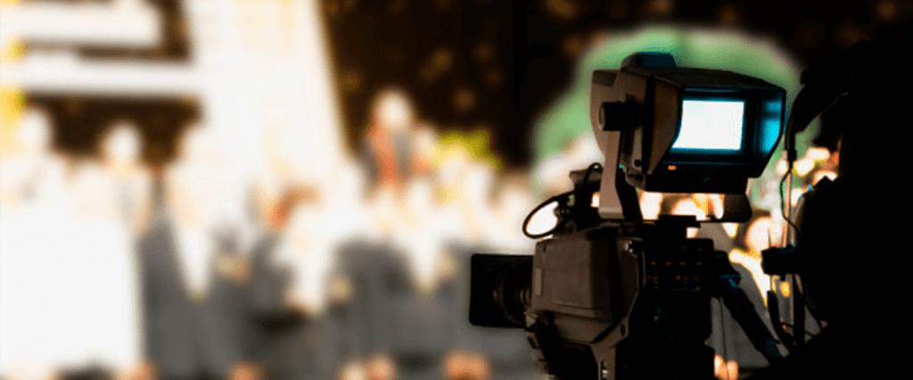 estudio de televisión, canal de television, noticias
