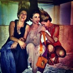 ventola time: Sabrina Impacciatore e Claudia Gerini