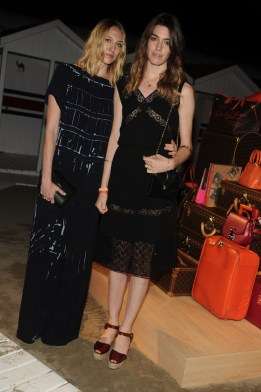 Luisa Orsini and Antonine Peduzzi