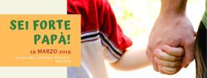 Festa del papà - asilo Molvena 2019
