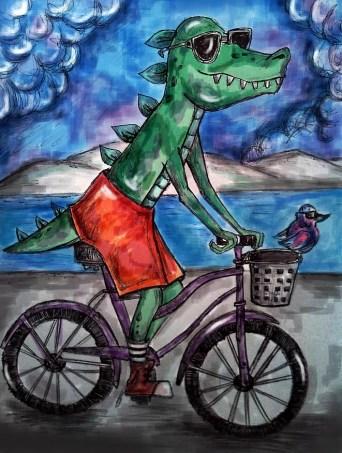 cocodrilo-bicicleta-canidus-satus