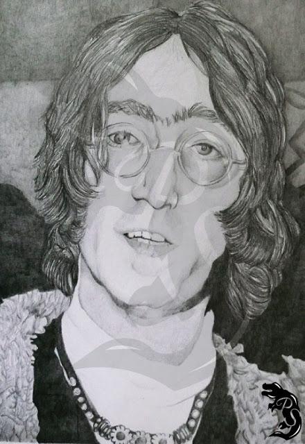 John Lennon. 2008