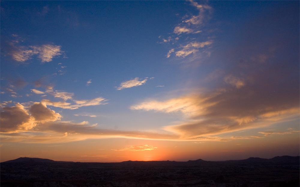 Red Rose Valley, Cappadocia