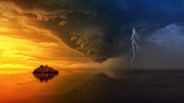 phobie du vent, des orages, des éclairs et des tempêtes