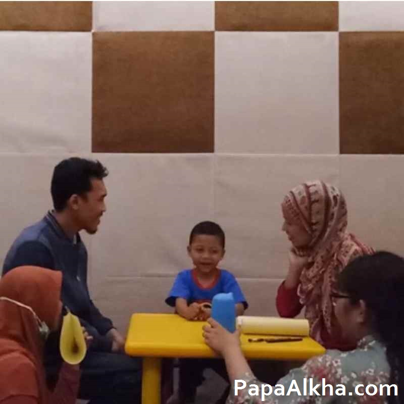 Terapi Auditori Verbal di Kasoem Semarang
