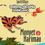 Odong-Odong Dongeng Monyet dan Harimau