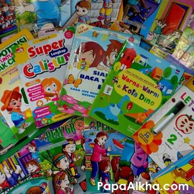Materi PAUD Untuk Meningkatkan Perkembangan Kognitif Anak