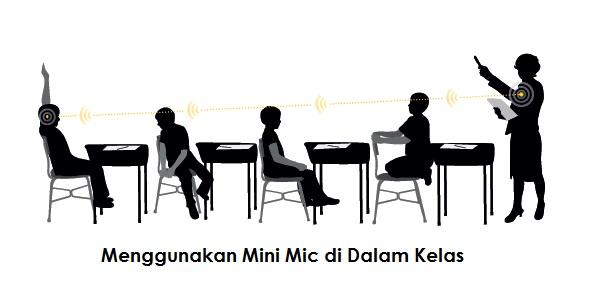 Menggunakan Cochlear Mini Mic di Sekolah