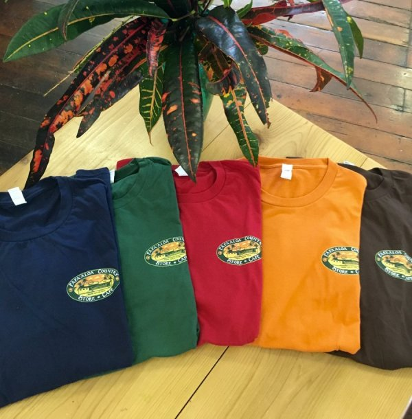 Papaaloa Country Store T-Shirts for Sale
