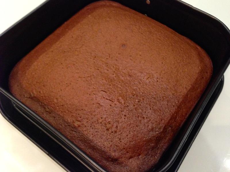 Gâteau yaourt au chocolat