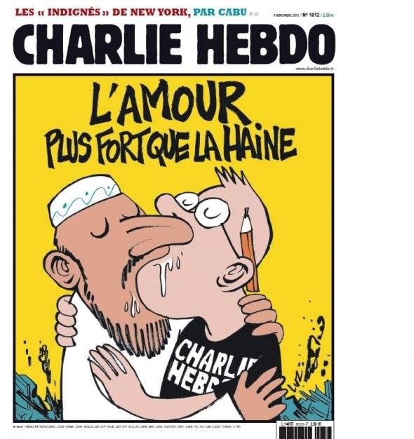 Libertad de Expresión + Religión = MUERTE en Charlie Hebdo