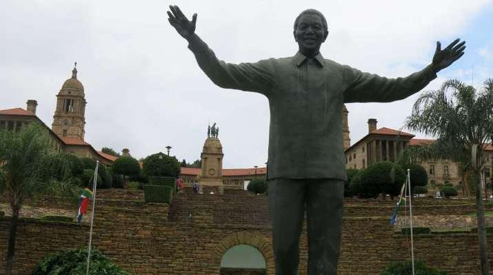 Regierungssitz in Pretoria