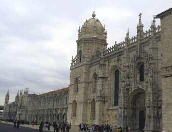 Hieronymus-Kloster in Lissabon