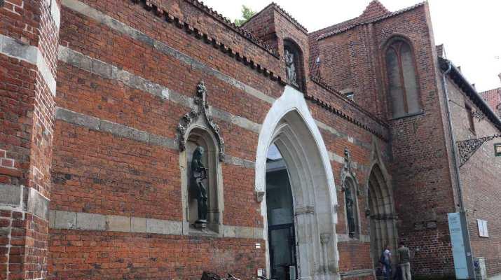 St-Annen-Museum in Lübeck