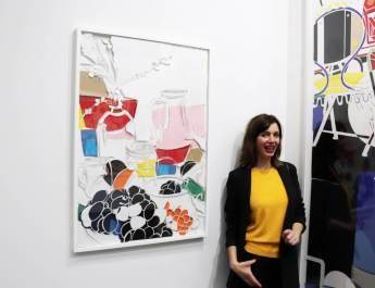 Künstlerin Marion Eichmann