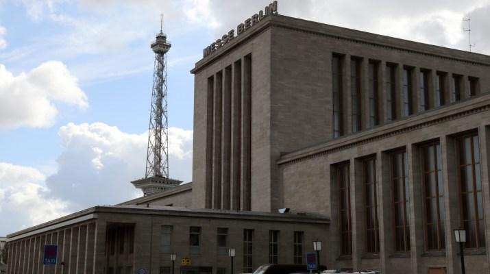 Messegelände in Berlin