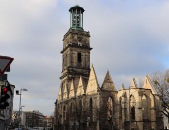 Die Aegidenkirche in Hannover