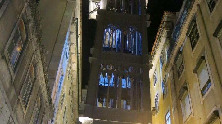 Fahrstuhl Santa Justa