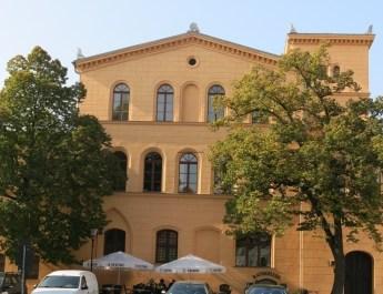 Rathaus in Luckau