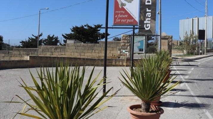 Ghar Dalam von Malta