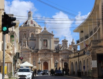 St. Pauls Church in Rabat auf Malta