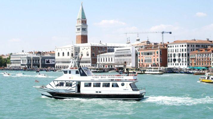 Venedig zählt zu den Top-Destination in Europa