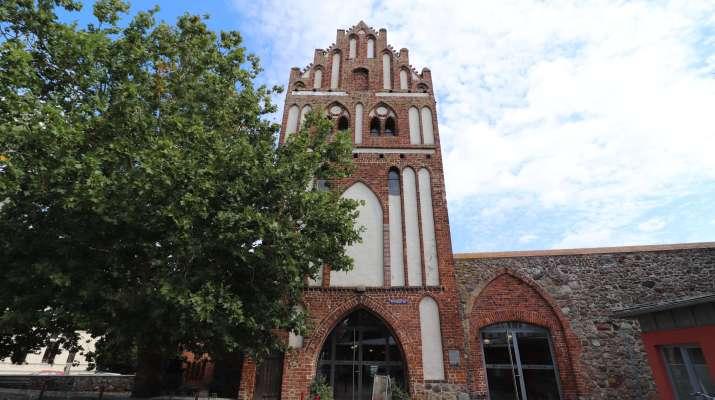 Templiner Stadt-Museum im Prenzlauer Tor