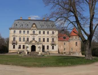 Das bedeutende Rokoko-Schloss Altdöbern