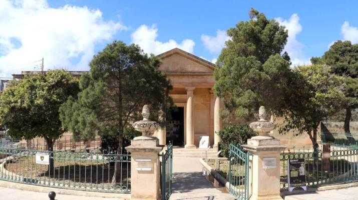 Die römische Villa in Rabat