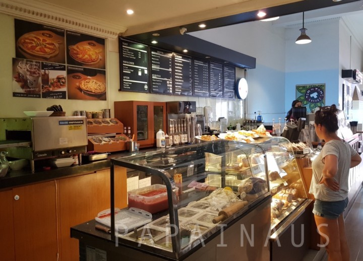 シドニーカフェ