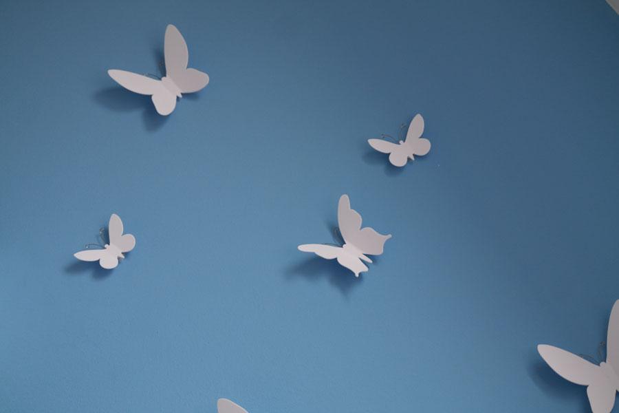 Vlinders-op-de-muur