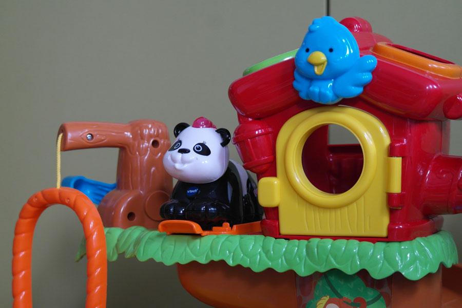 Patty de Panda Zoef Zoef Dieren